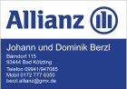 Allianz Versicherung Hans und Dominik Berzl 09941/947085