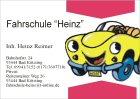 Fahrschule Heinz, Bad Kötzting 09941/3152