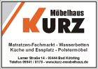 Möbelhaus Kurz 09941/8178