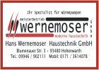 Wernemoser Haustechnik, 09946/902111